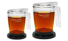 IngenuiTEA teapot